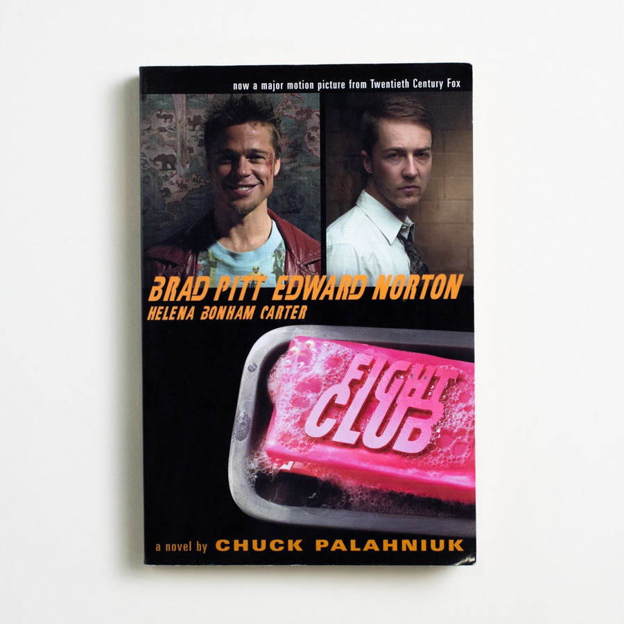 Fight Club by Chuck Palahniuk, Owl Books, Trade Softcover from A GOOD USED BOOK.  1999 13th Printing Literature Contemporary