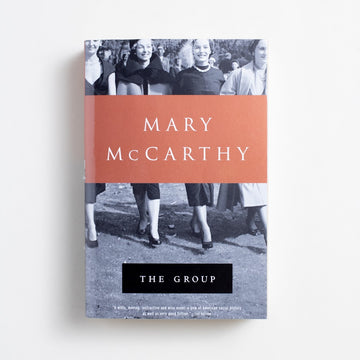 The Group by Mary McCarthy, Harvest Books, Trade Softcover from A GOOD USED BOOK.  2000 30th Printing Literature Women's Literature