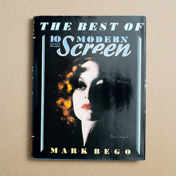 The Best of Modern Screen by Mark Bego, St. Martin's Press, Hardcover w. Dust Jacket from A GOOD USED BOOK.