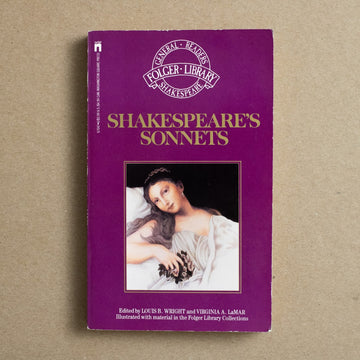 Sonnets by William Shakespeare, Washington Square Press, Paperback from A GOOD USED BOOK.