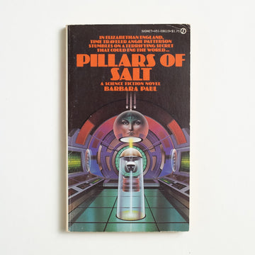 Pillars of Salt by Barbara Paul, Signet Books, Paperback from A GOOD USED BOOK.  1979 1st Signet  Printing Genre