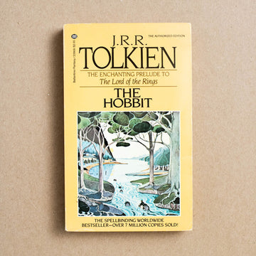 The Hobbit by J. R. R. Tolkien, Ballantine Books, Paperback from A GOOD USED BOOK.