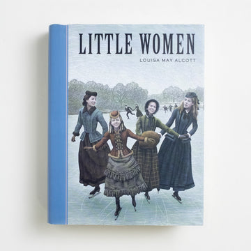 Little Women (Sterling) by Louisa May Alcott, Sterling Publishing, Large Hardcover w. Dust Jacket from A GOOD USED BOOK.  2004 8th Printing Classics Childrens