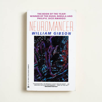 Neuromancer by William Gibson, Ace Books, Paperback from A GOOD USED BOOK.
