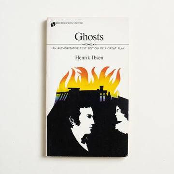 Ghosts (YS421) by Henrik Ibsen, Avon Bard, Paperback from A GOOD USED BOOK. A monumental work, Ibsen's