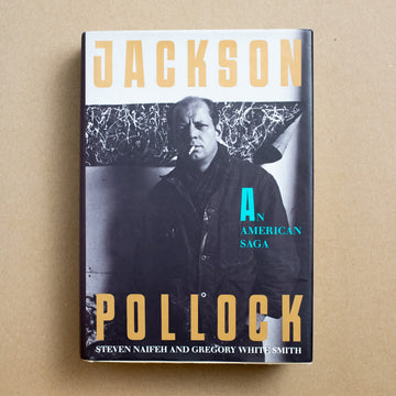 Jackson Pollock: An American Saga by Steven Neifeh, Clarkson N. Potter, Hardcover w. Dust Jacket from A GOOD USED BOOK.