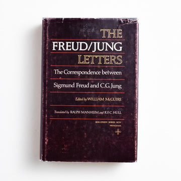 The Freud/Jung Letters edited by William McGuire, Princeton University Press, Large Hardcover w. Dust Jacket from A GOOD USED BOOK. The correspondence between  Sigmund Freud and C.G. Jung 1974 No Stated Printing Classics Sigmund Freud, C.G. Jung