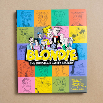 Blondie by Dean Young, Thomas Nelson, Oversize Hardcover w. Dust Jacket from A GOOD USED BOOK.