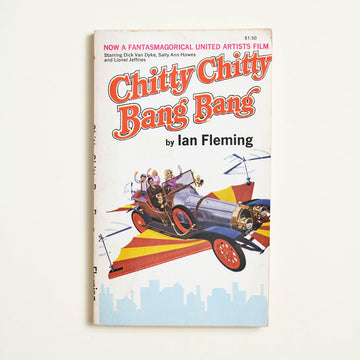 Chitty Chitty Bang Bang by Ian Fleming, Scholastic Publishing, Paperback from A GOOD USED BOOK.