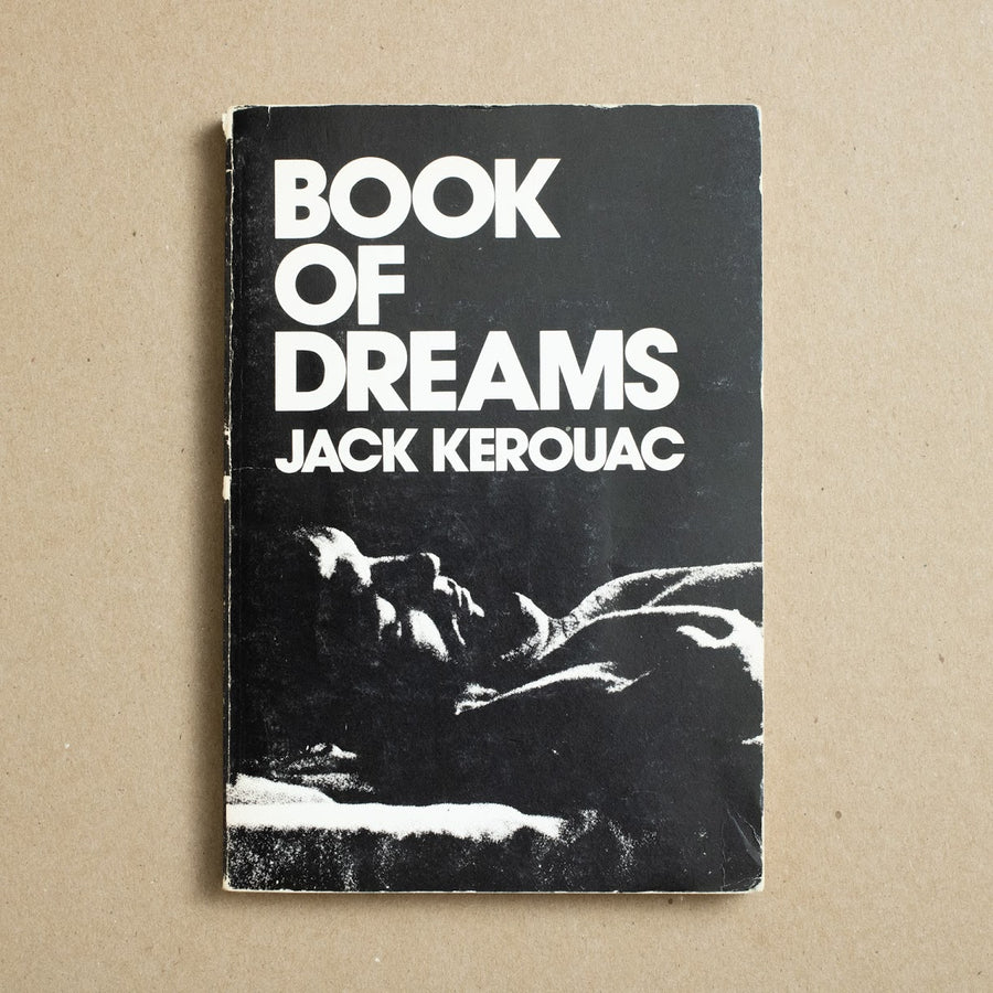 Book of Dreams by Jack Kerouac, City Lights Books, Trade Softcover from A GOOD USED BOOK.