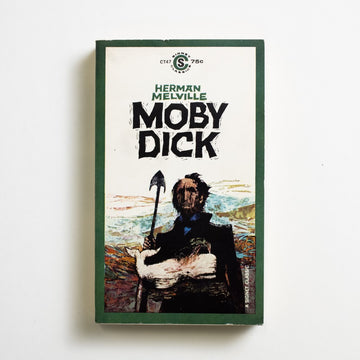 Moby Dick (Signet Classic) by Herman Melville, Signet Classic, Paperback from A GOOD USED BOOK.  1963 8th Printing Classics