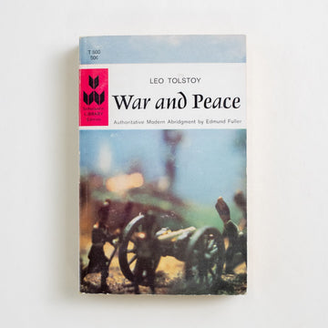 War and Peace (Scholastic) by Leo Tolstoy, Scholastic Publishing, Paperback from A GOOD USED BOOK. Leo Tolstoy wrote