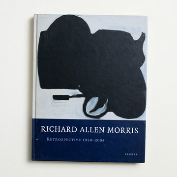 Retrospective 1928-2004 by Richard Allen Morris, Museum of Contemporary Art San Diego, Oversize Hardcover w/o Dust Jacket from A GOOD USED BOOK. A true Californian, Morris' paintings have been  described as disrespectful, bold, downright fresh. 2004 No Stated Printing Culture