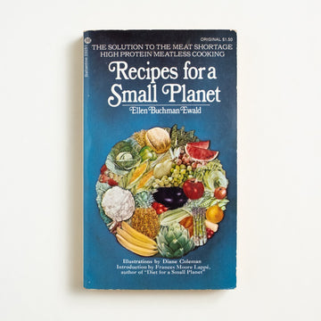 Recipes for a Small Planet by Ellen Bachman Ewald, Ballantine Books, Paperback from A GOOD USED BOOK.