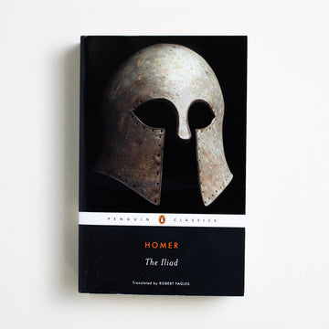 The Iliad by Homer , Penguin Classics, Trade Softcover from A GOOD USED BOOK.  1991 25th Printing Classics