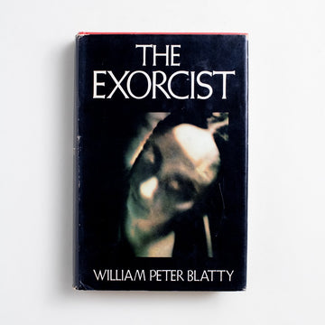 The Exorcist (Book Club Edition) by William Peter Blatty, Harper & Row, Hardcover w. Dust Jacket from A GOOD USED BOOK.  1971 Book Club Edition Genre Movie Tie-in