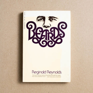 Beards  by Reginald Reynolds, Harvest Books, Trade Softcover from A GOOD USED BOOK.