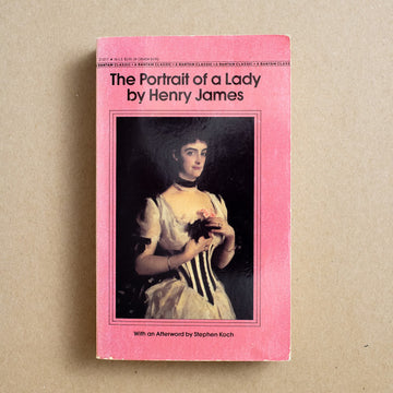 The Portrai of a Lady by Henry James, Bantam Books, Paperback from A GOOD USED BOOK.