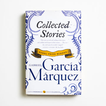 Collected Stories by Gabriel Garcia Marquez, HarperPerennial, Trade Softcover from A GOOD USED BOOK. Known for his spellbinding fiction, the short works of Gabriel Garcia Marquez are just as mystical, colorful, and eloquent as his novels. 1999 34th Printing Literature Latin American Literature