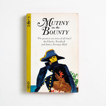 Mutiny on the Bounty by Charles Nordhoff, Pocket Books, Paperback from A GOOD USED BOOK.  1964 26th Printing Classics