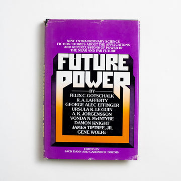 Future Power by Various Authors , Random House Books, Hardcover w. Dust Jacket from A GOOD USED BOOK.