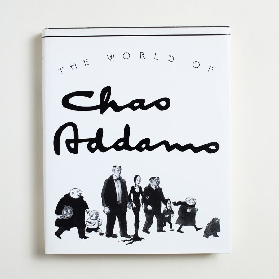 The World of Charles Addams by Charles Addams, Alfred A. Knopf, Large Hardcover w. Dust Jacket from A GOOD USED BOOK. Charles Addams, who signed all of his cartoons  as