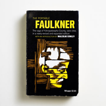 The Portable Faulkner by William Faulkner, Viking Press, Paperback from A GOOD USED BOOK.