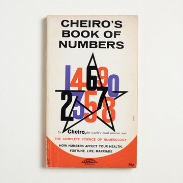 Cheiro's Book of Numbers by Cheiro , Arc Books, Paperback from A GOOD USED BOOK.