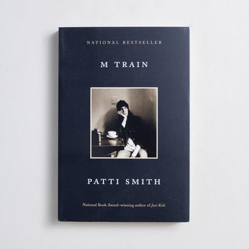M Train by Patti Smith, Vintage, Trade Softcover from A GOOD USED BOOK.  2016 6th Printing Literature Contemporary