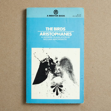 The Birds by Aristophanes, Mentor Books, Paperback from A GOOD USED BOOK.