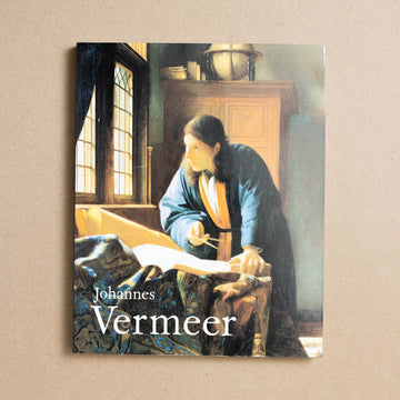 Johannes Vermeer by , National Gallery of Art, Oversize Trade Softcover from A GOOD USED BOOK.