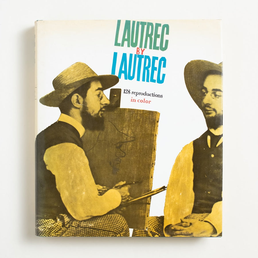 Lautrec by Lautrec by P.H. Huisman, Galahad Books, Oversize Hardcover w. Dust Jacket from A GOOD USED BOOK. Henri de Toulouse-Lautrec was one of the Paris Post-Impressionists. In 2005, one of his early paintings sold at Christie's for $22.4 million.  1976 No Stated Printing Art