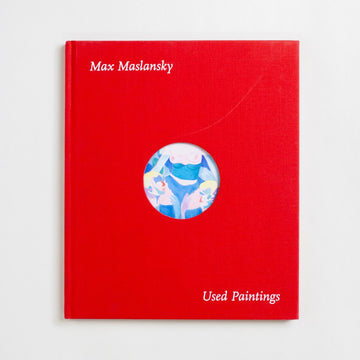 Used Paintings by Max Maslansky, Ofset Yapimevi, Large Hardcover from A GOOD USED BOOK. Los Angeles artist Max Maslansky's work is  as soft in technique as it is intimate in content, his paintings colorful and tangled and erotic.  2017 No Stated Printing Art Los Angeles