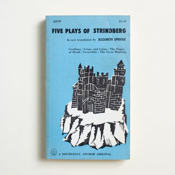 Five Plays of Strindberg by August Strindberg, Doubleday Anchor, Paperback from A GOOD USED BOOK. Considered to be