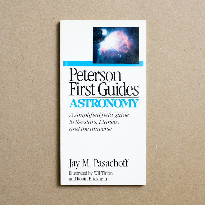 Astronomy by Jay M. Pasachoff, Houghton Mifflin, Paperback from A GOOD USED BOOK.