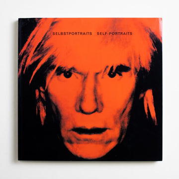 Self-Portraits by Andy Warhol, Hatje Cantz, Large Trade Softcover from A GOOD USED BOOK. Andy Warhol's first self-portrait was at age 16 and his last was in his mid-40's. With many  more between, it is no wonder the Huffington  Post crowned him