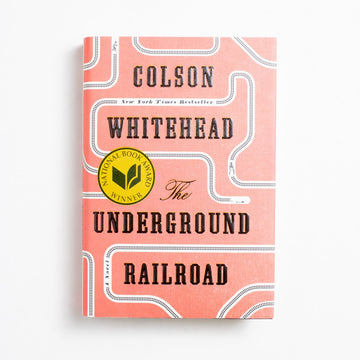 The Underground Railroad (Hardcover) by Colson Whitehead, Doubleday and Company, Hardcover w. Dust Jacket from A GOOD USED BOOK.