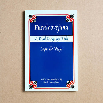 Fuenteovejuna by Lope de Vega, Dover Publications, Trade Softcover from A GOOD USED BOOK.