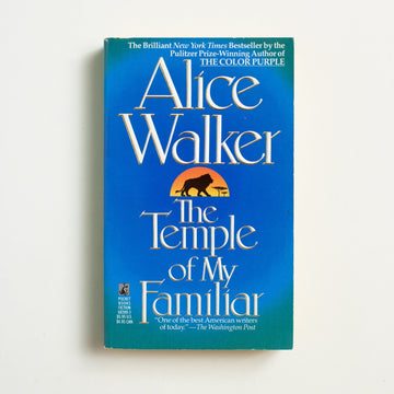 The Temple of My Familiar by Alice Walker, Pocket Books, Paperback from A GOOD USED BOOK. A close relative of
