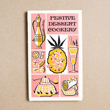 Festive Dessert Cookery by , Peter Pauper Press, Small Hardcover w. Dust Jacket from A GOOD USED BOOK.