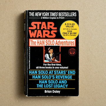 Star Wars: The Han Solo Adventures by Brian Daley, Del Ray Books, Paperback from A GOOD USED BOOK.