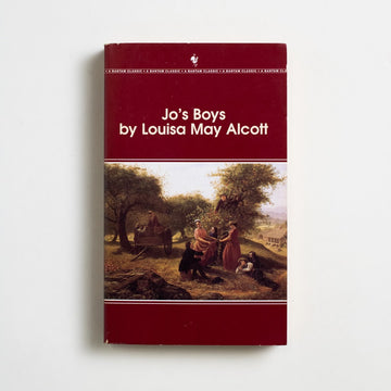 Jo's Boys by Louisa May Alcott, Bantam Books, Paperback from A GOOD USED BOOK.  1995 No Stated Printing Classics