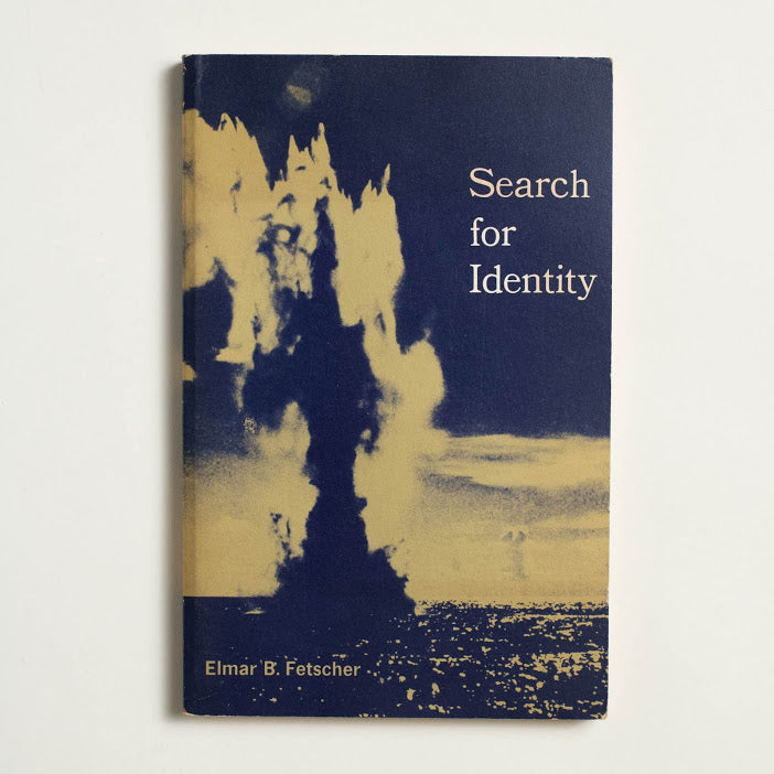 Search for Identity by Elmar B. Fetscher, Charles E. Merrill, Trade Softcover from A GOOD USED BOOK.