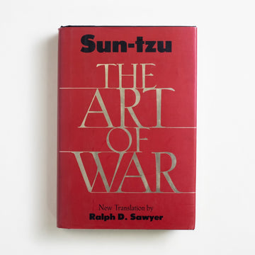 The Art of War by Sun-tzu , Barnes and Noble Books, Hardcover w. Dust Jacket from A GOOD USED BOOK.