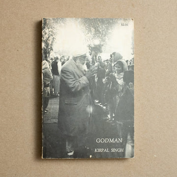 Godman by Kirpal Singh, Sant Bani Press, Paperback from A GOOD USED BOOK.