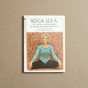 Yoga U.S.A. by Richard Hittleman, Bantam Books, Paperback from A GOOD USED BOOK.