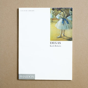 Degas by Keith Roberts, Phaidon, Large Trade Softcover from A GOOD USED BOOK.