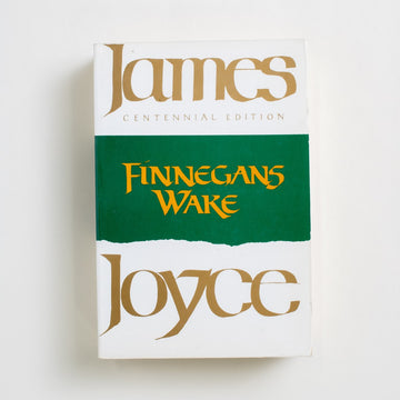 Finnegans Wake (Centennial Edition) by James Joyce, Penguin Books, Trade Softcover from A GOOD USED BOOK.  1976 No Stated Printing Classics