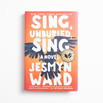 Sing, Unburied, Sing (Signed) by Jesmyn Ward, Scribner, Hardcover w. Dust Jacket from A GOOD USED BOOK. Ward is an editor, a professor, and a novelist that should be known all across America. She is the only woman and only African American to win the National Book Award for Fiction twice. 2017 6th Printing Literature Black Literature, Signed