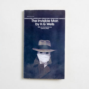 The Invisible Man (Bantam) by H.G. Wells, Bantam Books, Paperback from A GOOD USED BOOK.  1987 10th Printing Genre